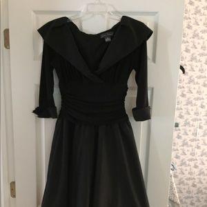 Jessica Howard Black Dress Size 6 Petite